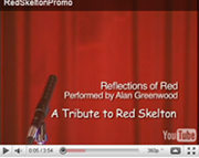 Al Greenwood as Red Skelton